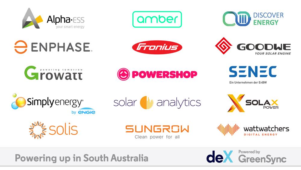 deX South Australia participating vendors